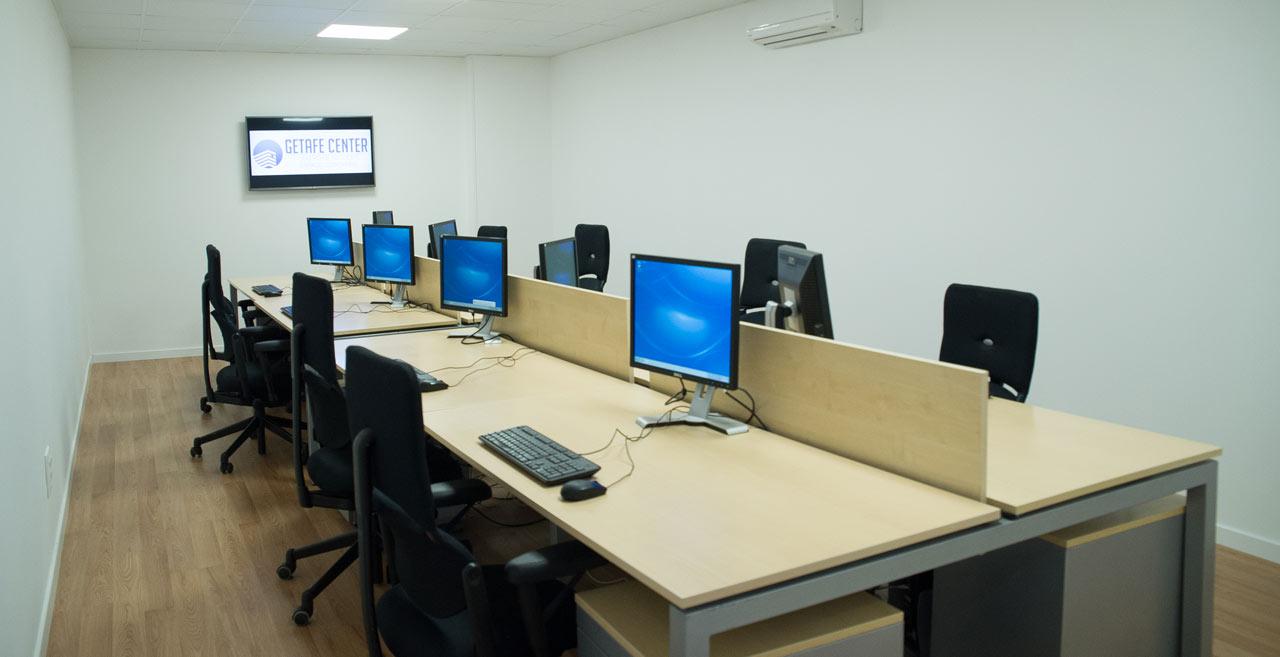 Getafe center centro de negocios for Oficina de empleo getafe